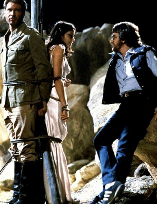 «Indiana Jones» πίσω από τις κάμερες (2)