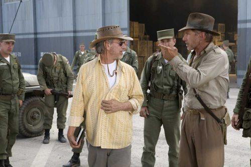 «Indiana Jones» πίσω από τις κάμερες (3)