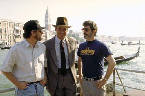 «Indiana Jones» πίσω από τις κάμερες (5)