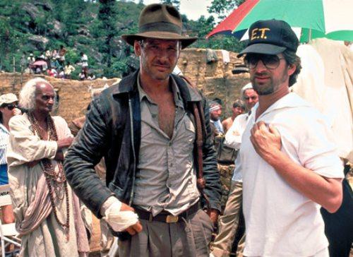 «Indiana Jones» πίσω από τις κάμερες (6)