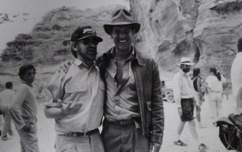 «Indiana Jones» πίσω από τις κάμερες (7)