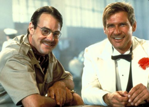 «Indiana Jones» πίσω από τις κάμερες (8)