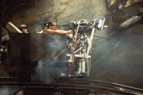 «Indiana Jones» πίσω από τις κάμερες (11)