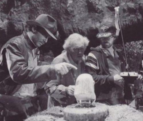 «Indiana Jones» πίσω από τις κάμερες (12)