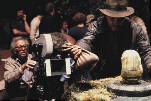 «Indiana Jones» πίσω από τις κάμερες (13)
