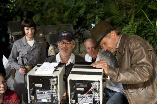 «Indiana Jones» πίσω από τις κάμερες (15)