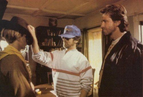 «Indiana Jones» πίσω από τις κάμερες (17)