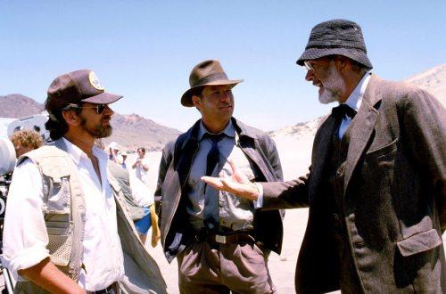 «Indiana Jones» πίσω από τις κάμερες (24)