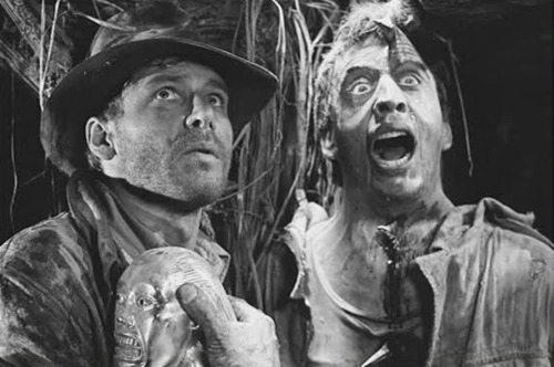 «Indiana Jones» πίσω από τις κάμερες (28)