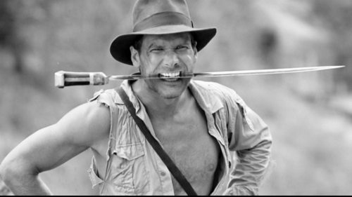 «Indiana Jones» πίσω από τις κάμερες (29)