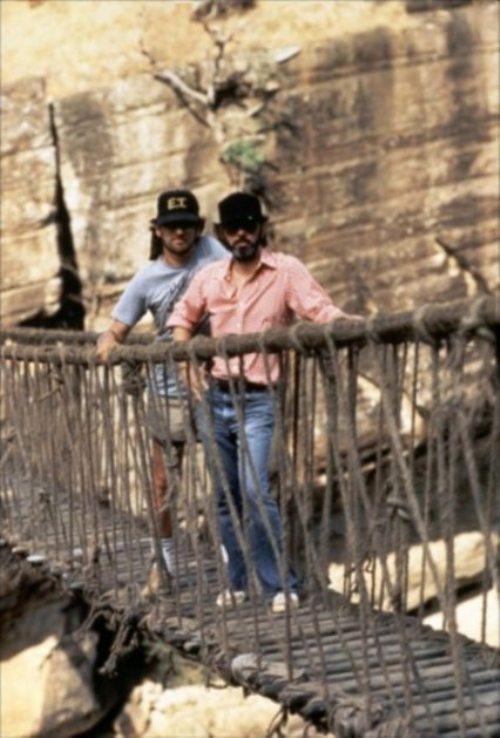 «Indiana Jones» πίσω από τις κάμερες (30)