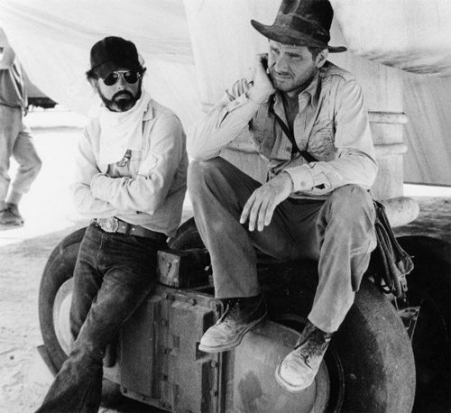 «Indiana Jones» πίσω από τις κάμερες (31)