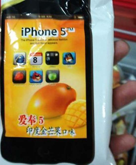 «iPhone 5» από την Κίνα (1)