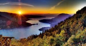 25 κορυφαία μέρη για να δεις το ηλιοβασίλεμα