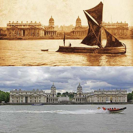 Λονδίνο: 1897 vs σήμερα (6)