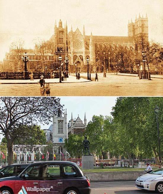 Λονδίνο: 1897 vs σήμερα (8)