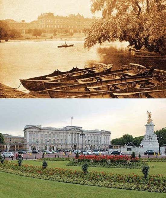 Λονδίνο: 1897 vs σήμερα (11)
