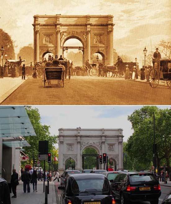 Λονδίνο: 1897 vs σήμερα (18)