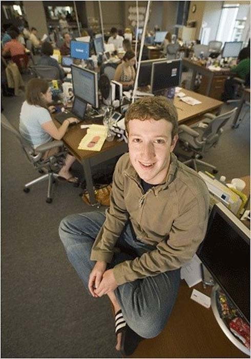 Χρόνια πολλά Mr Facebook! Η ζωή του Mark Zuckerberg σε φωτογραφίες (9)