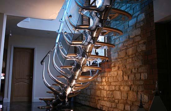 25 μοναδικές και πρωτότυπες σκάλες (1)