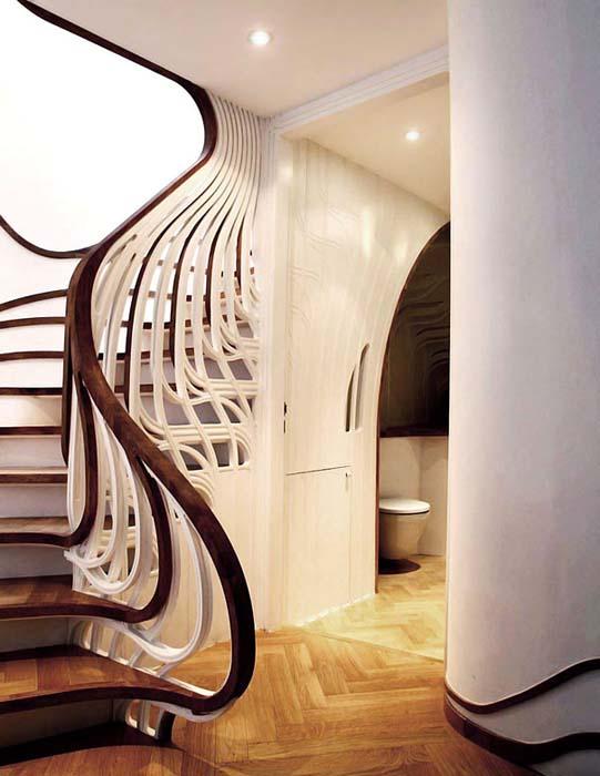 25 μοναδικές και πρωτότυπες σκάλες (3)