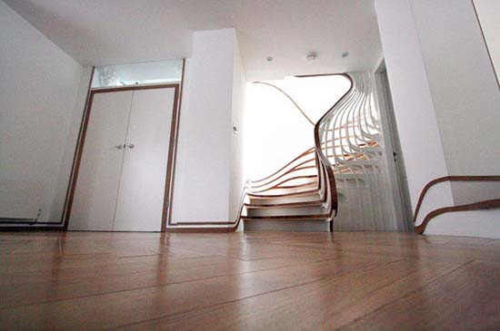 25 μοναδικές και πρωτότυπες σκάλες (5)