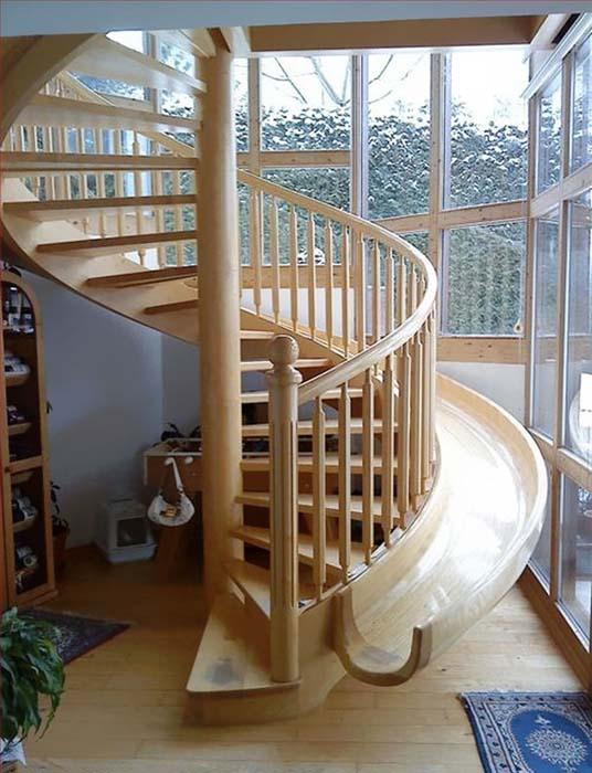 25 μοναδικές και πρωτότυπες σκάλες (8)