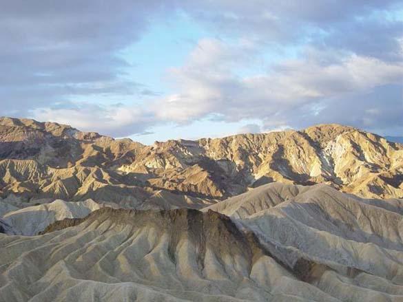 Η μυστηριώδης Κοιλάδα του Θανάτου στην Καλιφόρνια (1)