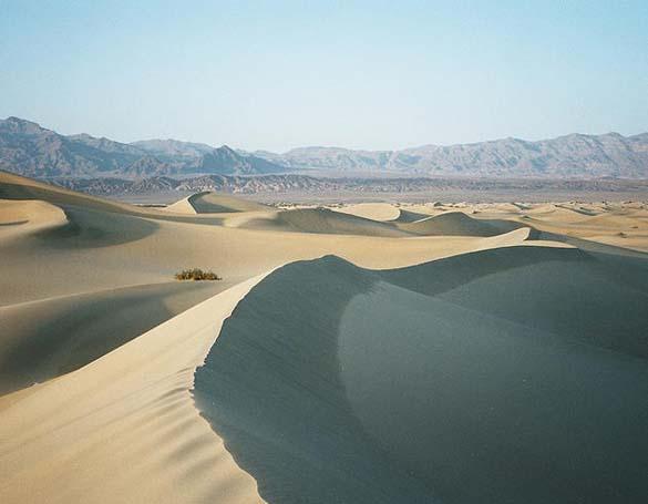 Η μυστηριώδης Κοιλάδα του Θανάτου στην Καλιφόρνια (5)