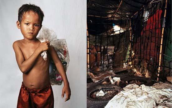 10 παιδιά απ' όλο τον κόσμο και τα υπνοδωμάτια τους (3)