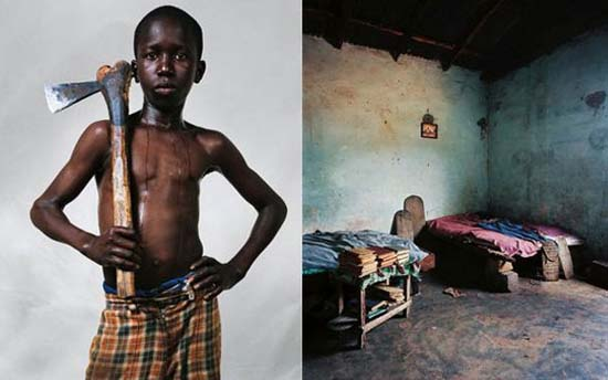 10 παιδιά απ' όλο τον κόσμο και τα υπνοδωμάτια τους (6)