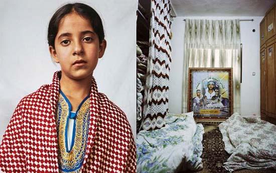 10 παιδιά απ' όλο τον κόσμο και τα υπνοδωμάτια τους (9)