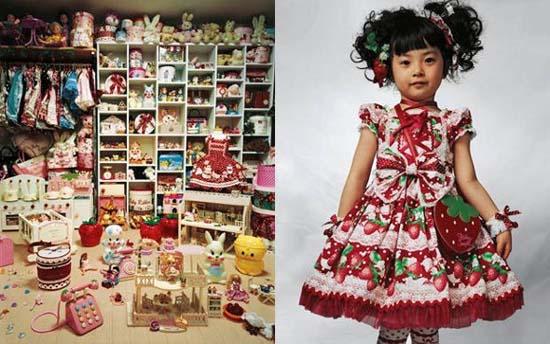 10 παιδιά απ' όλο τον κόσμο και τα υπνοδωμάτια τους (10)
