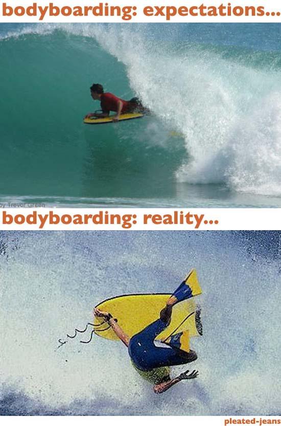 Παραλία: Προσδοκίες vs Πραγματικότητα (7)