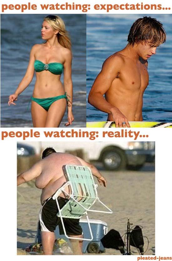 Παραλία: Προσδοκίες vs Πραγματικότητα (8)