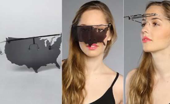 Παράξενα γυαλιά ηλίου (2)