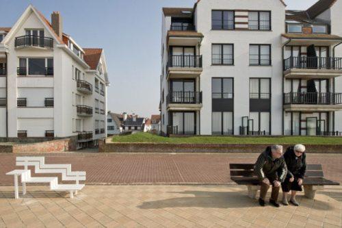 Παράξενα παγκάκια στο Βέλγιο (5)