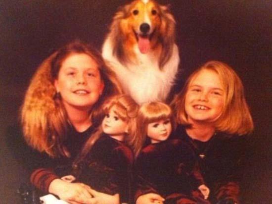 Παράξενες οικογενειακές φωτογραφίες με κατοικίδια (8)