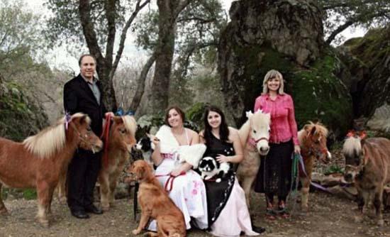 Παράξενες οικογενειακές φωτογραφίες με κατοικίδια (16)