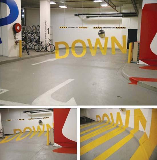 Ένα υπόγειο parking που δεν μοιάζει με τα υπόλοιπα (1)
