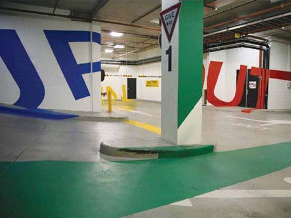 Ένα υπόγειο parking που δεν μοιάζει με τα υπόλοιπα (5)