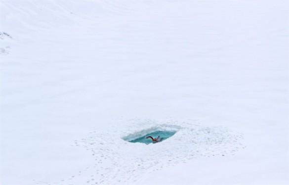 Μια prive πισίνα ψηλά στις Ελβετικές Άλπεις | Φωτογραφία της ημέρας (1)