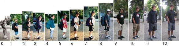 Πρώτη μέρα στο σχολείο | Φωτογραφία της ημέρας