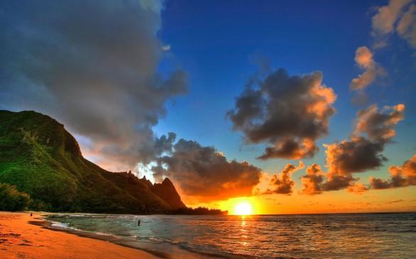 Ηλιοβασίλεμα στη Χαβάη   Φωτογραφία της ημέρας