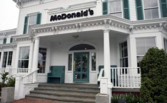 Το πιο χλιδάτο κατάστημα McDonald's στον κόσμο (1)