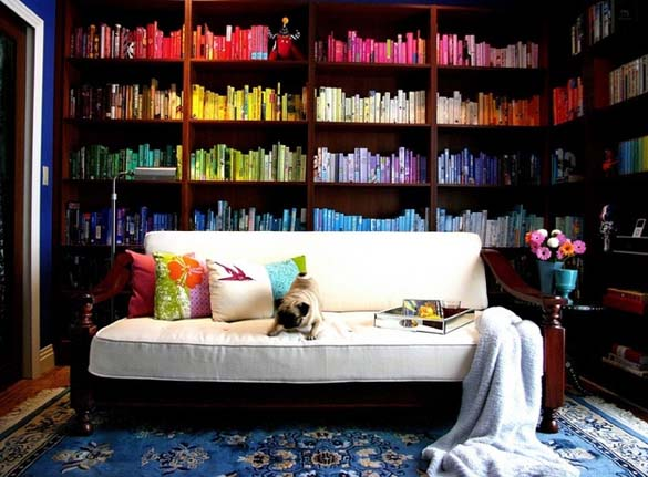 Πράγματα που μπορείς να κάνεις με τα βιβλία σου (3)