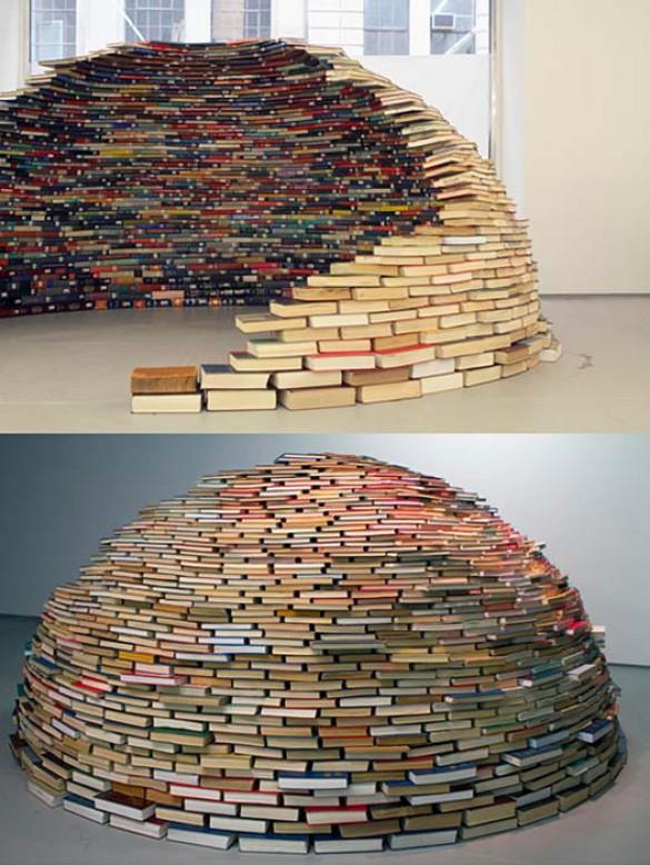 Πράγματα που μπορείς να κάνεις με τα βιβλία σου (8)