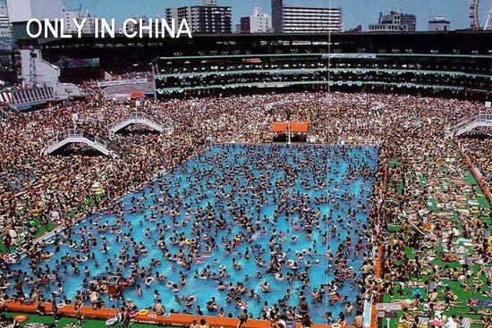 Πράγματα που θα δεις μόνο στην Κίνα (9)