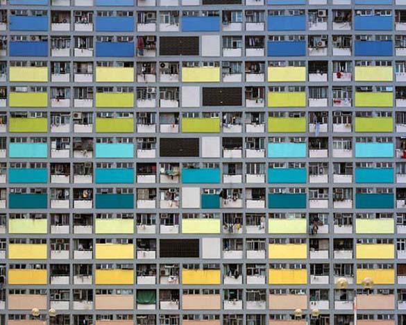 Πυκνοκατοικημένη περιοχή Hong Kong (2)