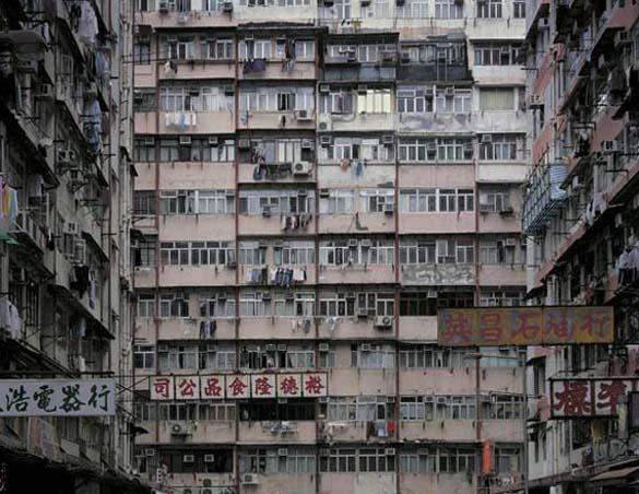 Πυκνοκατοικημένη περιοχή Hong Kong (3)